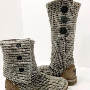 Classic UGG Australia Cardy boots Gray